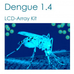 Dengue 1.4 LCD-Array Kit